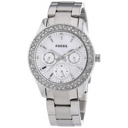 Buy Women's Fossil Watch Stella ES2860 Quartz Multifunction