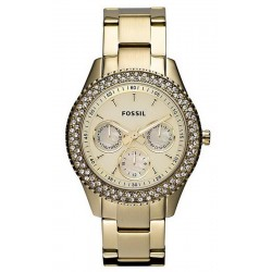 Buy Women's Fossil Watch Stella ES3101 Quartz Multifunction