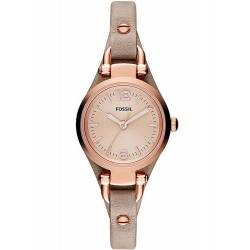 Buy Women's Fossil Watch Georgia Mini ES3262 Quartz