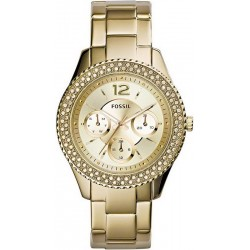 Buy Women's Fossil Watch Stella ES3589 Quartz Multifunction