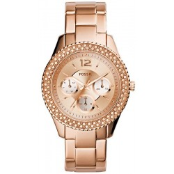Buy Women's Fossil Watch Stella ES3590 Quartz Multifunction