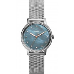 Women's Fossil Watch Neely ES4313 Mother of Pearl Quartz