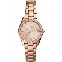 Women's Fossil Watch Scarlette Mini ES4318 Quartz