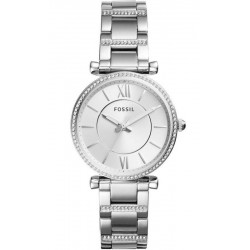Buy Women's Fossil Watch Carlie ES4341 Quartz