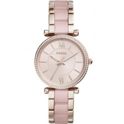 Buy Women's Fossil Watch Carlie ES4346 Quartz