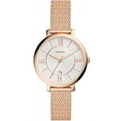 Women's Fossil Watch Jacqueline ES4352 Quartz