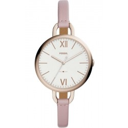 Buy Women's Fossil Watch Annette ES4356 Quartz