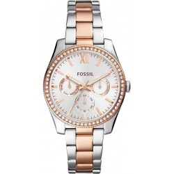 Buy Women's Fossil Watch Scarlette ES4373 Quartz Multifunction