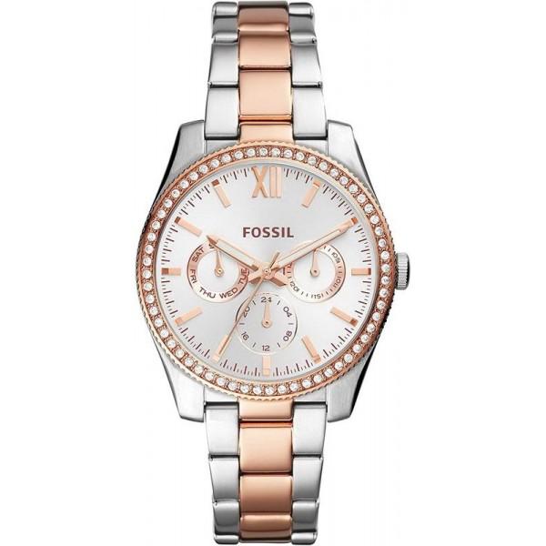 Buy Women's Fossil Watch Scarlette ES4373 Multifunction Quartz
