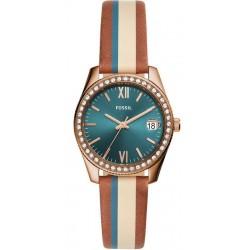 Women's Fossil Watch Scarlette Mini ES4593 Quartz
