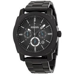 Buy Men's Fossil Watch Machine FS4552 Quartz Chronograph