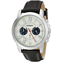 Buy Men's Fossil Watch Grant FS5021 Quartz Chronograph