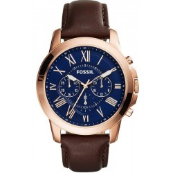 Buy Men's Fossil Watch Grant FS5068 Quartz Chronograph