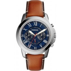 Buy Men's Fossil Watch Grant FS5210 Quartz Chronograph