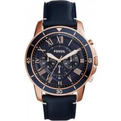 Buy Men's Fossil Watch Grant Sport FS5237 Quartz Chronograph