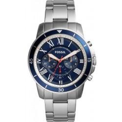Buy Men's Fossil Watch Grant Sport FS5238 Quartz Chronograph