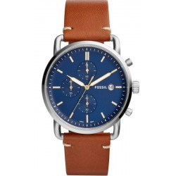 Buy Men's Fossil Watch Commuter FS5401 Quartz Chronograph