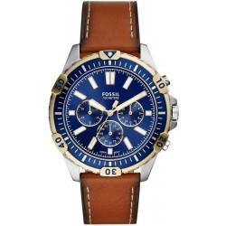 Men's Fossil Watch Garrett FS5625 Quartz Chronograph