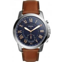 Buy Men's Fossil Q Watch Grant FTW1122 Hybrid Smartwatch