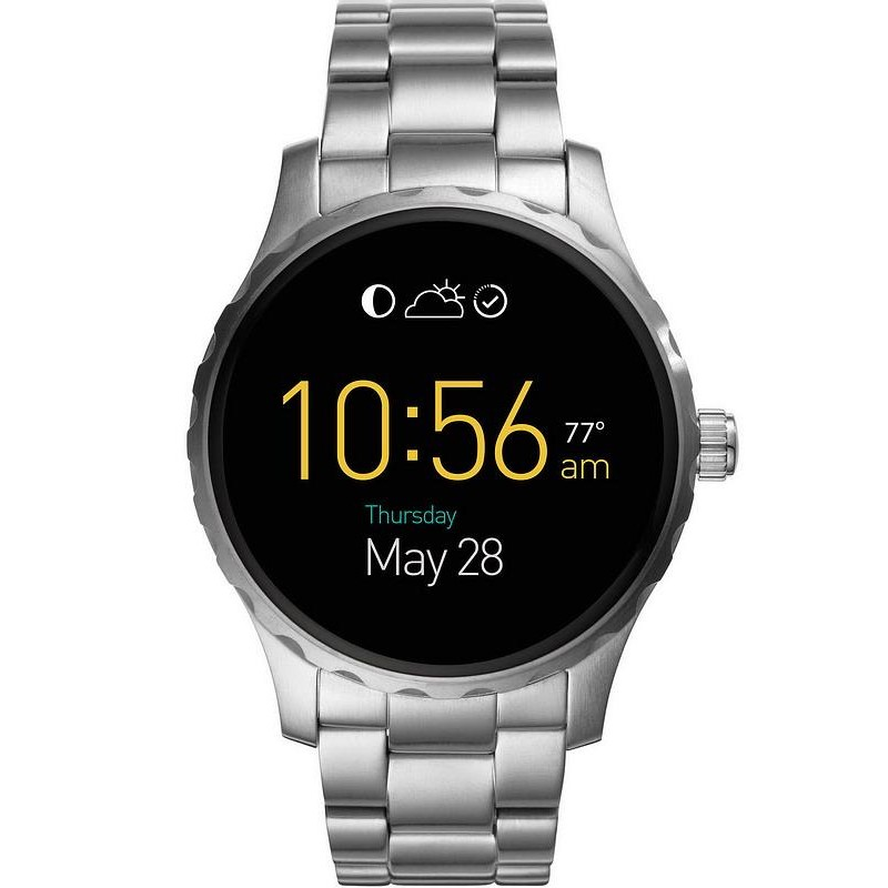 5d002452f23f Men s Fossil Q Watch Marshal FTW2109 Smartwatch - Crivelli Shopping
