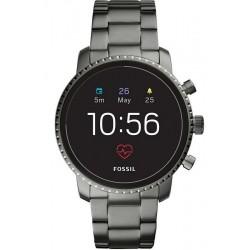 Buy Fossil Q Explorist HR Smartwatch Men's Watch FTW4012