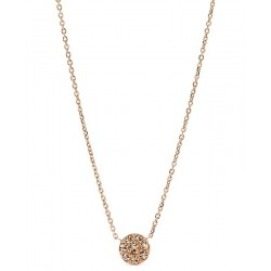 Buy Women's Fossil Necklace Vintage Glitz JF00846791