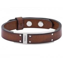 Buy Men's Fossil Bracelet Vintage Casual JF01340040