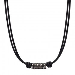 Buy Men's Fossil Necklace Vintage Casual JF01848001