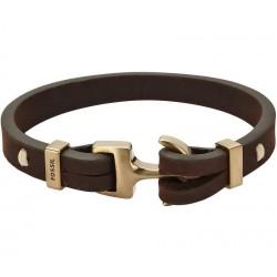 Men's Fossil Bracelet Vintage Casual JF01863710 Anchor