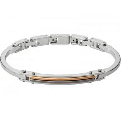 Buy Men's Fossil Bracelet Mens Dress JF02343998
