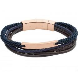 Buy Men's Fossil Bracelet Vintage Casual JF02379791
