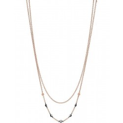 Buy Women's Fossil Necklace Vintage Glitz JF02590998