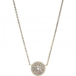 Buy Women's Fossil Necklace Vintage Glitz JF02603710