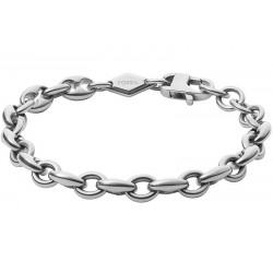 Buy Men's Fossil Bracelet Mens Dress JF02616040
