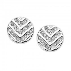 Women's Fossil Earrings Vintage Glitz JF02667040