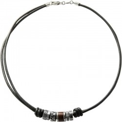 Buy Men's Fossil Necklace Vintage Casual JF84068040