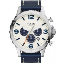Buy Men's Fossil Watch Nate JR1480 Quartz Chronograph