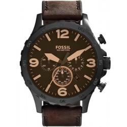 Buy Men's Fossil Watch Nate JR1487 Quartz Chronograph