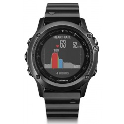 Buy Men's Garmin Watch Fēnix 3 HR Sapphire 010-01338-7E GPS Multisport Smartwatch