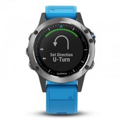 Men's Garmin Watch Quatix 5 010-01688-40 GPS Marine Multisport Smartwatch
