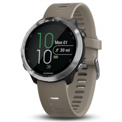 Unisex Garmin Watch Forerunner 645 010-01863-11 Running GPS Smartwatch