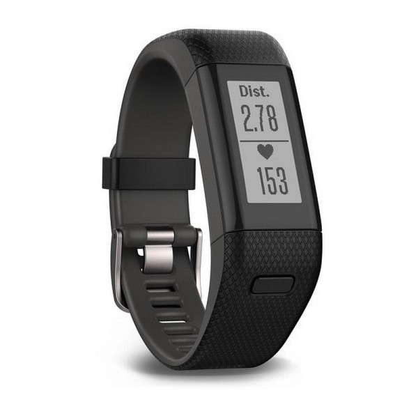Buy Unisex Garmin Watch Vívosmart HR+ 010-01955-30 Smartwatch Fitness Tracker Regular
