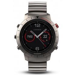 Buy Men's Garmin Watch Fēnix Sapphire Chronos 010-01957-01 GPS Multisport Smartwatch