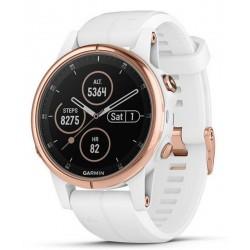 Buy Men's Garmin Watch Fēnix 5S Plus Sapphire 010-01987-07 GPS Multisport Smartwatch