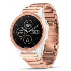 Buy Men's Garmin Watch Fēnix 5S Plus Sapphire 010-01987-11 GPS Multisport Smartwatch