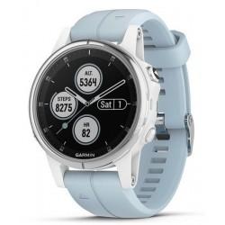 Buy Men's Garmin Watch Fēnix 5S Plus Glass 010-01987-23 GPS Multisport Smartwatch