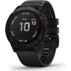 Buy Mens Garmin Watch Fēnix 6X Pro 010-02157-01 GPS Multisport Smartwatch