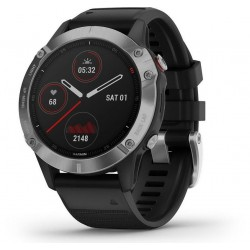 Buy Mens Garmin Watch Fēnix 6 010-02158-00 GPS Multisport Smartwatch