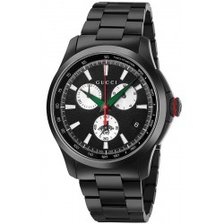 Buy Men's Gucci Watch G-Timeless XL YA126268 Quartz Chronograph