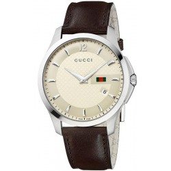 23e1e8ea348 Men s Gucci Watch G-Timeless YA126303 Quartz